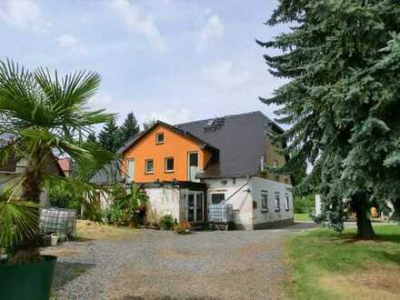 Großes Wohnhaus für 2 Familien in Neukirch zu verkaufen