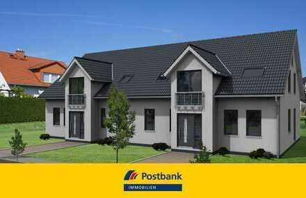 NEUBAU einer Doppelhaushälfte in guter Lage bei Horstmar (nähe Saalfeld)