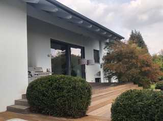 Luxuriöses EFH mit großen Südgrund , Außenschwimmbad und Whirlpool, Wolfersdorf, bei Freising