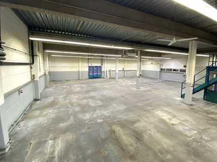 Gewerbeobjekt mit Büro, Produktions- und Lagerflächen, Top-Sichtlage B253, 4km zur A45