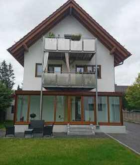 Schöne 2017 sanierte 3-Zimmer-Wohnung mit Balkon in Hadern, München