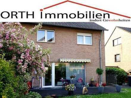 Doppelhaushälfte mit 4 Zimmern + Studio + schönem Garten + Terrasse + Garage