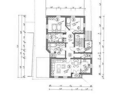 + Vermietet + Großzügige 4-Zimmer Obergeschoss Wohnung im Herzen von Illingen