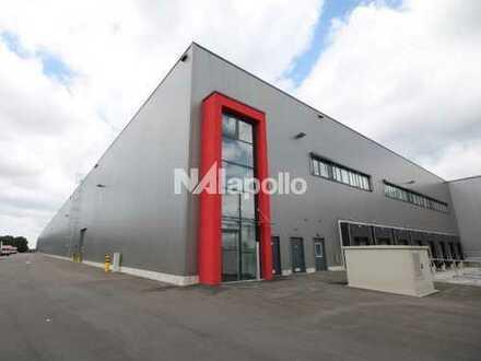 2 x 1.800 m² Halle   letzte Flächen - PROVISIONSFREI sichern   Büro flexibel   069-550112