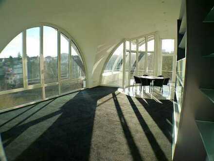 Luxuriöse Loft in Bestlage Wiesbaden! 2 ZKBT - 125m² € 1.900,- + 200,- NK