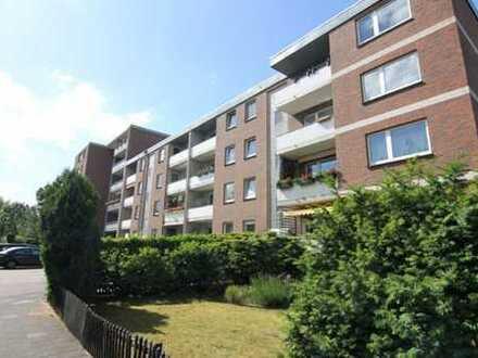 Schöne 3,5-Zimmer-Wohnung mit zwei Balkonen in zentraler Lage!