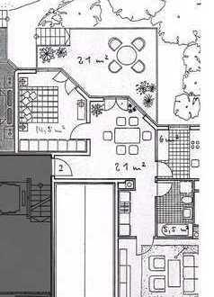 Schöne, geräumige 2,5-Zimmer-Wohnung in München, Sendling (am Flaucher)