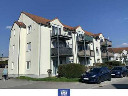 Bezaubernde Wohnung mit schönem Balkon im Dachgeschoss!