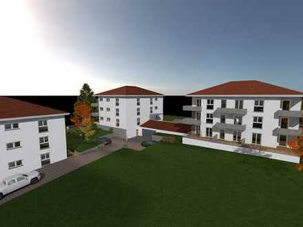 Erstbezug KFW40+ 3,5 Zimmer Wohnung mit Garten, TG und Aufzug in Regensburg (Kreis), Schierling