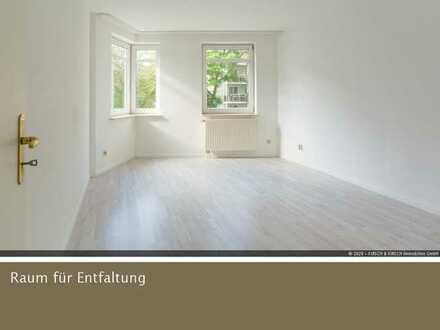 Provisionsfrei, bezugsfrei 2-Zimmer-Eigentumswohnung inkl. Tiefgaragenstellplatz!