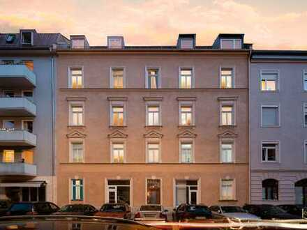 Traumhafte, elegante und renovierte Altbauwohnung in herrlicher Lage in Neuhausen