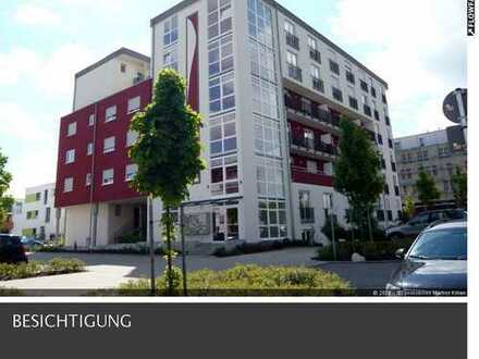 Stadtnah und doch im Grünen gelegenes 1-Zi.-Appartement im Campus-NU im Stadtteil Wiley