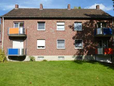 Modernisierte 3-Zimmer-Wohnung mit Balkon in Hamm