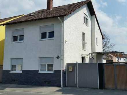Kern-Saniertes, freistehendes Traum-Haus in Worms nähe Innenstadt, mit sonnigem Garten