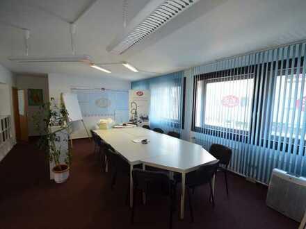 Zentral gelegene Bürofläche im 1.OG zu vermieten