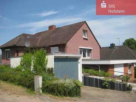Einfamilienhaus mit Einliegerwohnung in zentrumsnaher Sackgassenlage in Lensahn