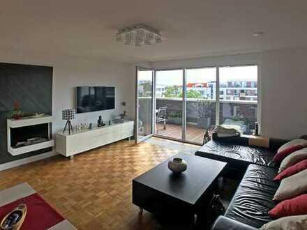 Moderne Penthousewohnung im Neutorviertel von Münster!