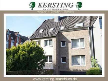Interessantes Stadthaus mit Doppelgarage und viel Potential in bester Lage Krefeld Bismarckviertel