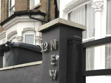 To Brexit or not to Brexit ist NICHT die Frage! Kaufen Sie 2 Zimmer in London günstig, top saniert
