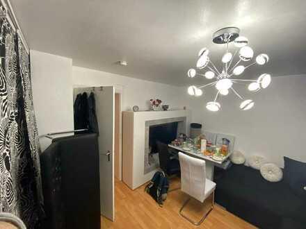 Vermietete 1,5 Zi-Wohnung in Stuttgart-Mühlhausen