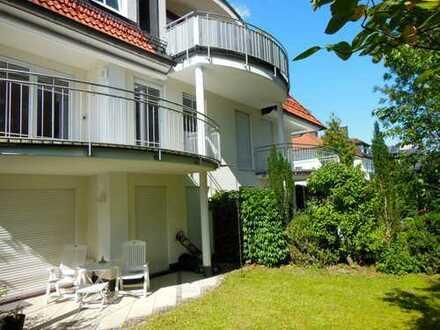 Helle, gut geschnittene 3-Zimmer-Wohnung in ruhiger Lage nahe Perlacher Forst