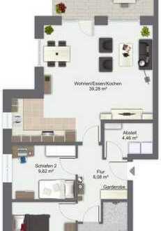 Stilvolle Erdgeschosswohnung in Vechta-Oythe sucht neuen Eigentümer - auch für Kapitalanleger int...