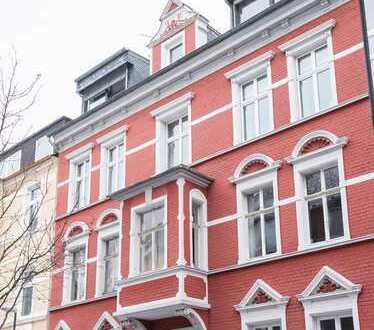 Atelier-ETW mit sensationeller Dachterrasse im Herzen von Essen-Rüttenscheid!