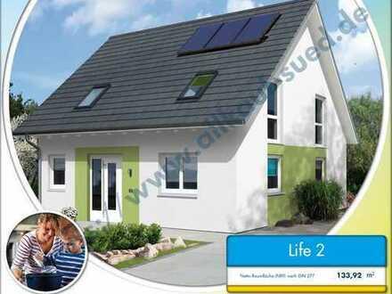 Herbstaktions-Haus,...inkl. Bauplatz, Bodenplatte u. Garage