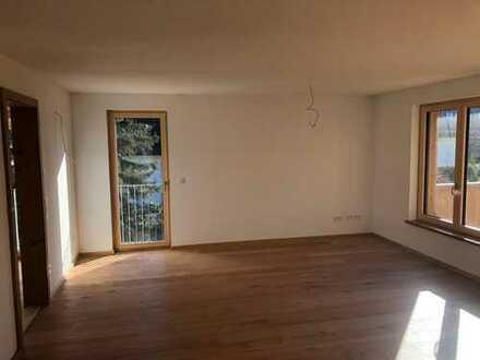 Erstbezug mit Balkon: 3-Zimmer-Wohnung in Neubiberg
