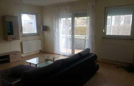 Gepflegte 3-Zimmer-Wohnung mit Balkon und EBK in Eltmann