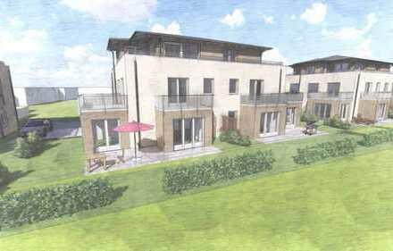 Familienfreundliche 3-Zimmer Wohnung mit 2 Terrassen - KfW-Effizienzhaus 55