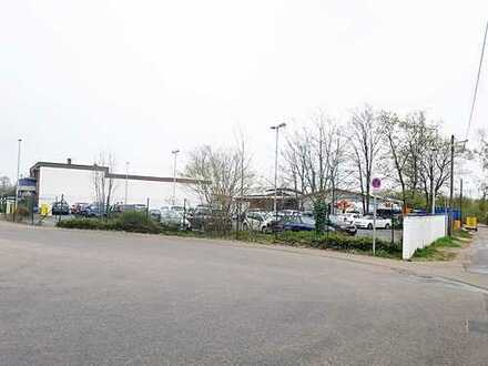 **Vielseitig nutzbares Grundstück für Hotel, Boardingkonzept, Büro, Lager**nähe Flughafen+Autobahn**