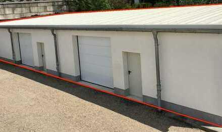 Gewerbegebiet Zinkhütte, aufwändig gebaute Hallenfläche 120 qm. Sofort bezugsfrei.