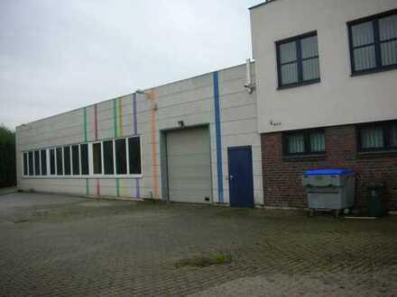 Mietangebot Büro und Lagerfläche