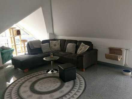Attraktive, sanierte 4-Zimmer-DG-Wohnung mit gehobener Innenausstattung zur Miete in Olfen