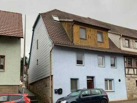 Ein Haus und viele Möglichkeiten