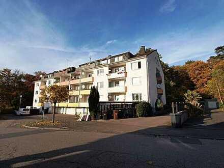 Ruhiges, verkehrsgünstiges Wohnen in Rösrath-Stümpen! Geräumige 78 m²-WHG mit Südwestbalkon!