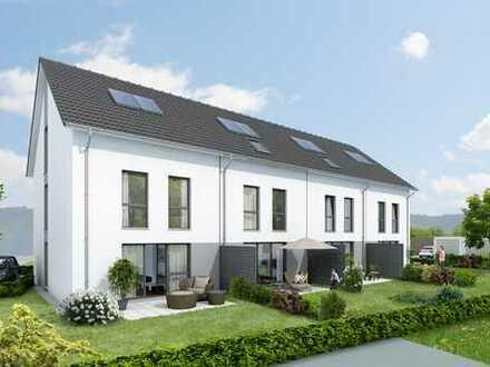 Modernes Reihenhaus - Nr.3 * Schlüsselfertig * Solar * Keller * Garage * Stellplatz * Garten..