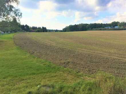 Bauerwartungsland für Grundstücksentwickler in bester Lage