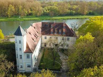 Seltene Gelegenheit: Leben auf Schloss Wackerstein