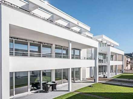 3,5% Rendite!! Top Vermietet - luxuriöse Etagenwohnung - 4 ZKB - EBK - Aufzug - Tiefgarage
