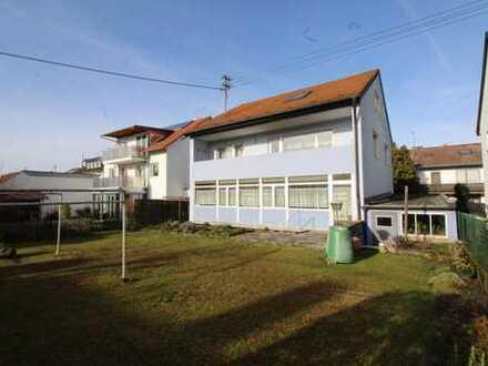 Gepflegtes 3-Familienhaus in ruhiger Lage von Freiberg