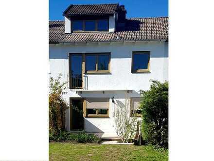 Reihenmittelhaus mit Garten in Weilheim/Oberbayern