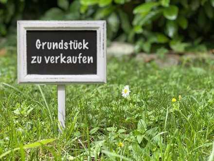 Grundstück mit Altbestand - Innenstadt, 2. Reihe, nahe Wasserburg gelegen!