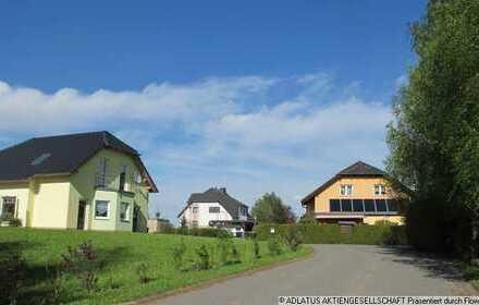 Großes sonniges Baugrundstück mit eigenem Wald nahe Chemnitz
