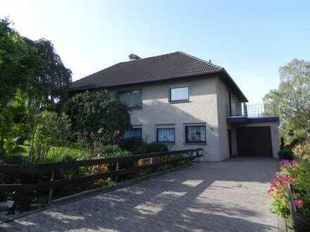 schöner Wohnen in Feggendorf - individuelles Einfamilienhaus am Fuße des Deisters