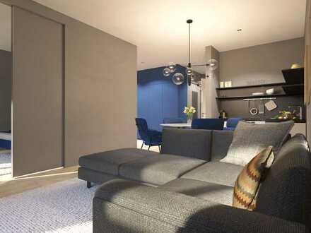 Treptow/Köpenick: ERSTBEZUG: LUXUS Einheit mit 1-Zimmer in WASSERNÄHE, 43 m² SOFORT zu VERKAUFEN