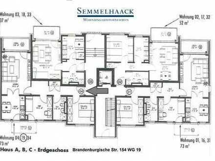 Erste gemeinsame 3 Zimmer Wohnung in Hönow
