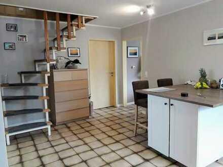 Modernisierte 3,5-Zimmer-DG-Wohnung mit Balkon in Herdecke