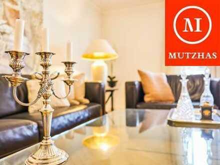 Traumhafte 3-Zimmer-Wohnung mit zwei Balkonen in sehr ruhiger Bestlage vom Lehel